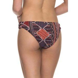 Roxy Swim - Roxy Festival Bazar Base Girl Bikini Bottoms L